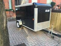 2013 Car Mate 4 x 8.5 ENCLOSED CUSTOM CARGO TRAILER