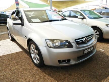 2007 Holden Berlina VE Silver 4 Speed Automatic Sedan Minchinbury Blacktown Area Preview