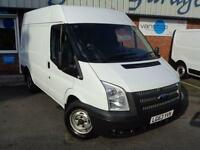 2013 63 FORD TRANSIT 2.2 280 1D 99 BHP SWB MEDIUM ROOF DIESEL