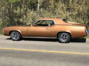 Trade for newer Mustang or Challenger? 1971 Cougar XR-7