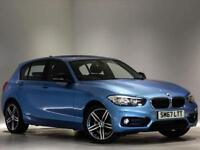 2017 BMW 1 SERIES HATCHBACK