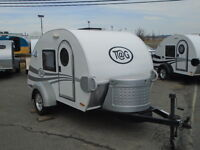 USED TAG MINI RV TRAILER - USED LIGHT WEIGHT RV TRAILER Moncton New Brunswick Preview