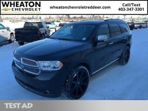 2013 Dodge Durango Citadel  - Sunroof -  Leather Seats