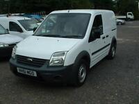 FORD CONNECT T200 2011 ONE OWNER FSH DRIVES SUPERB £3250 NO VAT