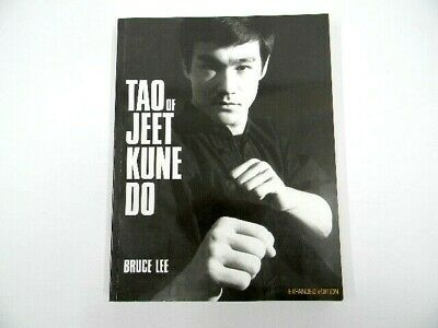 Tao of Jeet Kune Do Bruce Lee Expanded Edition First Printing 2011