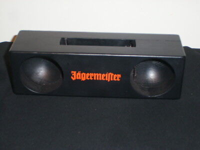 Jagermeister Cell Phone Wooden Mobile Amplifier
