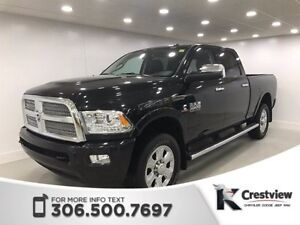2015 Ram 3500 Longhorn Limited | Sunroof | Navigation