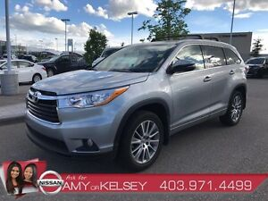 2015 Toyota Highlander XLE **JUST ARRIVED** MINT CONDITION