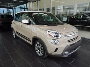 2014 Fiat 500L Trekking, Accident Free, Local Trade, Panoramic R