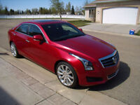2013 Cadillac ATS Coupe Luxury Sedan