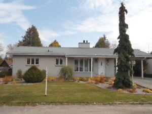 Maison Plateau St-Louis Dolbeau-Mistassini
