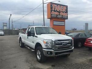 2011 Ford Super Duty F-250 **DIESEL**4X4***ONLY 142 KMS