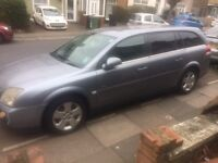 VAUXHALL VECTRA FOR SALE, GOOD CONDITION USED FOR COMPANY FOR OVER 7YEARS SERVICE UP TO DATE