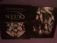 40 Years Of Queen Book & CD