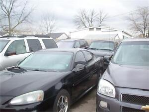 2004 Pontiac Grand Prix GT2 NICE CAR RUNS AND DRIVES AS-TRADED