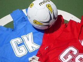 Netball players wanted in Camden for a mixed league