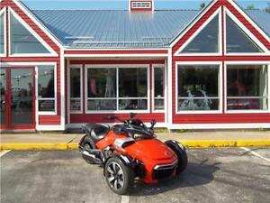 REDUCED!! 2015 SPYDER F3 S