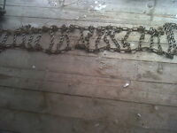 Set of Tractor Chains for Sale in Maynooth