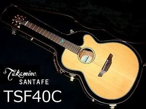 Play Like a Pro and Try the New Takamine TSF40C