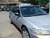 honda accord 1998 auto,loaded