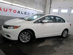 2012 Honda Civic EX TOIT OUVRANT A/C MAGS CRUISE 29$/SEM