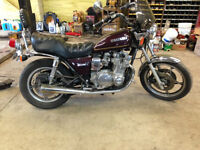 Very Rare 1979  GS750L  First year , Mint.