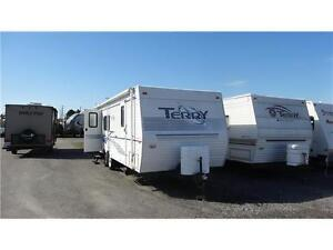 2004 Fleetwood Terry 250RKS - GREAT CONDITION!!