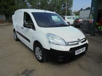 Citroen Berlingo 1.6 HDI 625 LX DIESEL MANUAL WHITE (2014)