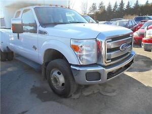 2011 FORD F-350 XLT TURBO DIESEL 4X4