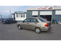 2003 Suzuki Aerio GLX FINANCEMENT AUCUN CAS REFUSER!!