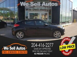2017 Hyundai Veloster Base *NO ACCIDENTS* HEATED SEATS