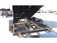 DUMP TRAILERS - MADE IN CANADA - COMMERCIAL GRADE