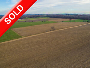 SOLD: Beautiful SW Oxford Tiled Bare Land in Mt Elgin!