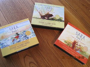 The SARA Series, Book 1, 2, 3 - 3 and 4 CD sets each