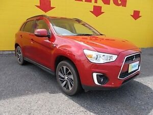 2015 Mitsubishi ASX XB MY15 LS 2WD Red 6 Speed Constant Variable Wagon Winnellie Darwin City Preview