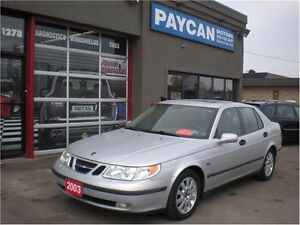 2003 Saab 9-5 Automatic | WE'LL BUY YOUR VEHICLE!