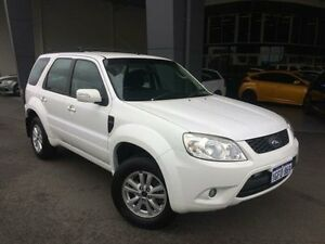 2012 Ford Escape ZD White 4 Speed Automatic Wagon Beckenham Gosnells Area Preview