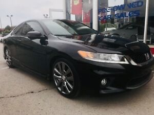 2013 Honda Accord Coupe! HFP MODEL! RARE EX-L w/Navi