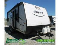 2016 Jayco Jay Flight SLX 212QBW Travel Trailer