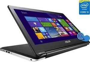 Asus i5,6GB Ram,750GB,Win 8.1,2Gb Graphics Card,Touchscreen,Flip