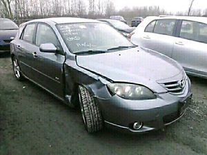 Mazda 3 2005 part out