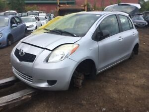 2007 Toyota Yaris just in for parts at Pic N Save!
