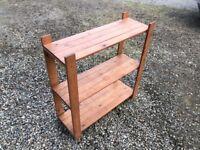 Bookcase / shelf unit £10.