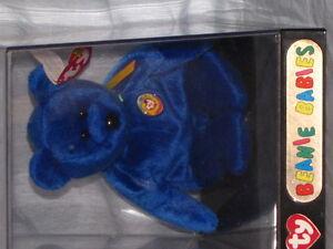 Clubby the bear