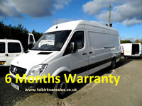 Mercedes-Benz Sprinter 2.1 CDI 313 4dr LWB