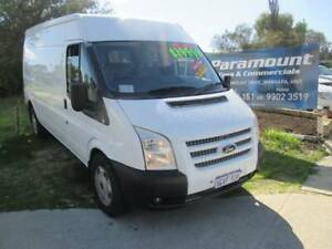 2013 Ford Transit LWB Wangara Wanneroo Area Preview