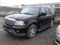 2003 Lincoln Navigator Automatic 4 Wheel Drive Leather Loaded