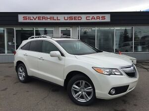 2015 Acura RDX Tech Package 4dr Sedan