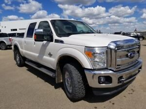 2014 Ford Super Duty F-350 SRW Lariat (Remote Start, 5th Wheel P