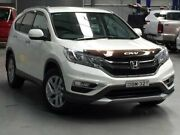 2015 Honda CR-V RM Series II MY16 VTi-S White Sports Automatic Wagon Phillip Woden Valley Preview